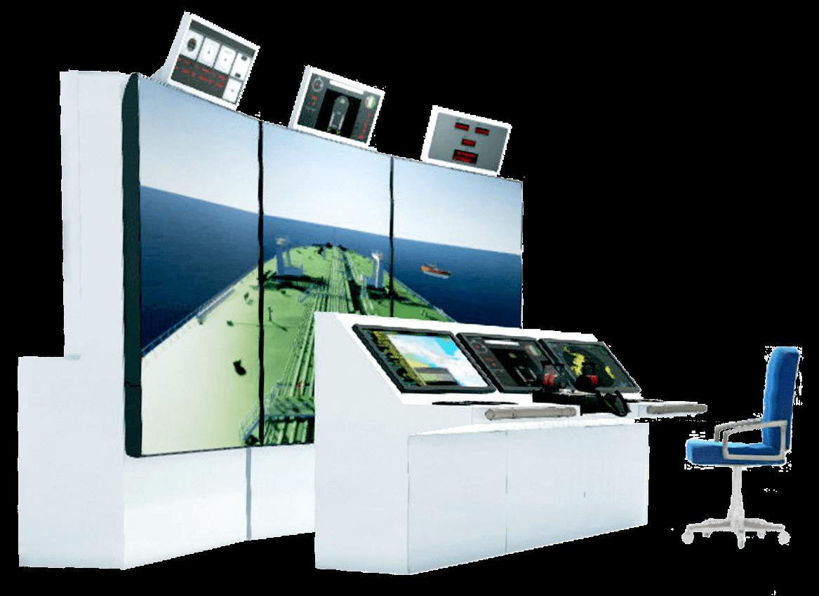 Simulators - Nautical Simulation